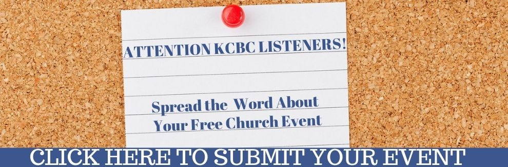Spread the Word About Your Free Church Event